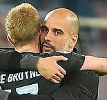 Guardiola: Incredible boy De Bruyne not for sale