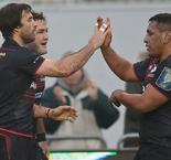 Saracens scrape into Champions Cup last eight