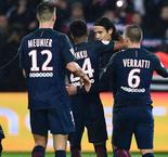 Paris Saint-Germain 5 Lorient 0: Nice's advantage cut as champions find form