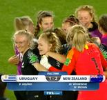 World Cup - Women U17: Uruguay vs New Zealand