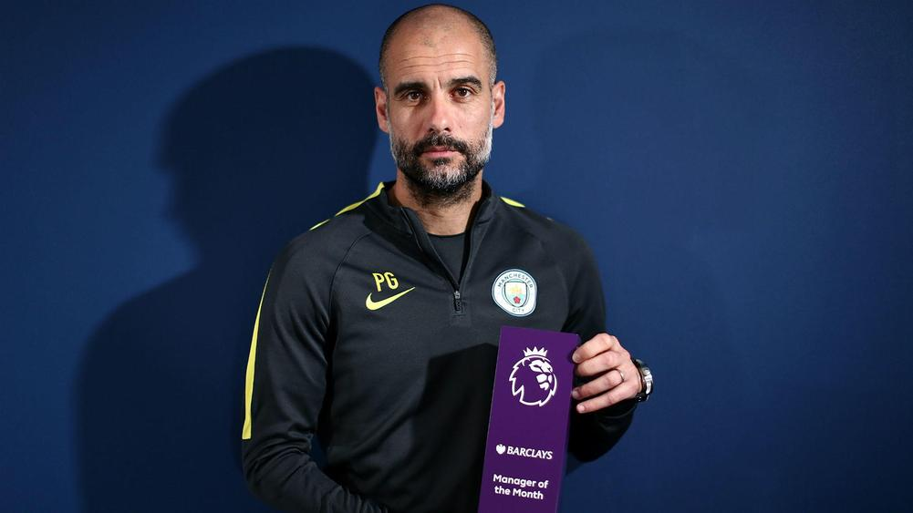 Manchester City boss Pep Guardiola dismisses 'champions-elect' tag