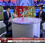 The XTRA: Bonucci Breaks Out To Milan