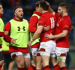 Wales scraps to success over Italy