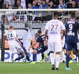 Amiens Snatch Late Draw Against Lyon