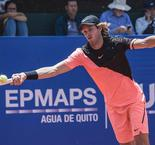 Jarry avanza a Cuartos De Final En Quito