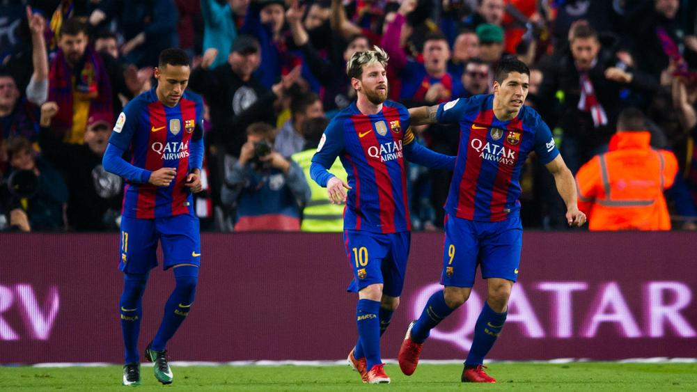 Barcelona paid for mistakes in first leg, says coach Luis Enrique