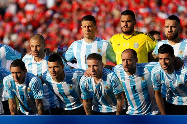 Argentina Rise to Top in FIFA Rankings