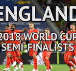 What has happened since England last made the World Cup semi-final?