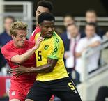 Jamaica stuns USA on eve of Gold Cup