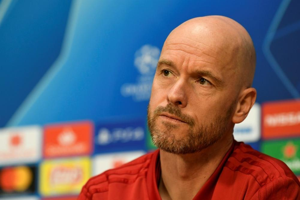 Ajax: Ten Hag ne changera pas son jeu contre la Juve