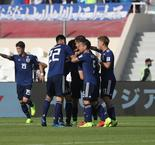 AFC Asian Cup - Japan 1 Saudi Arabia 0 - Match Report