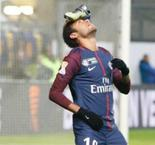Amiens 0 Paris Saint-Germain 2: Neymar reaches 20 goals as visitors ease through