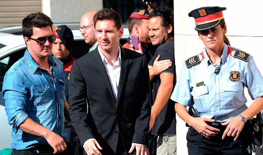 Messi's trial for tax fraud set for three days after Champions League final