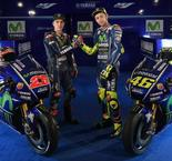 Movistar Yamaha Launches New-Look 2017 Team