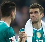 Muller and Ozil set to miss Brazil friendly