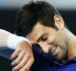 For now, I'm in - Djokovic on track ahead of Australian Open