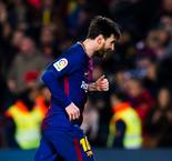 Messi Sets LaLiga Record With First Half Brace