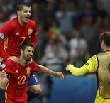 Masterful Morata and Nolito show Spain the way to silence critics