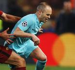 Iniesta Hints At Barca Exit, Saying Roma Loss May Be Last Champions League Match