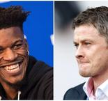 Jimmy Butler Trolls Man United With 'Ghost of Neymar' Jab