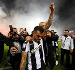 PAOK Celebrate First Greek Title in 34 Years