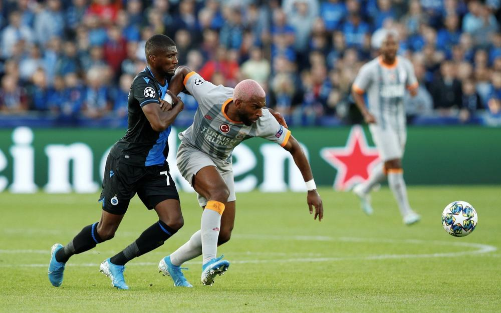 Club Brugge Galatasaray Club Brugge And Galatasaray Settle For Scoreless Draw In Game Of Missed Chances