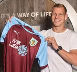 Vydra follows Hart and Gibson to Burnley