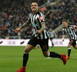 Joselu rescues point for Magpies