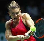 Halep and Sharapova saunter through in Shenzhen