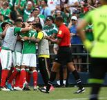 Mexico shines without stars against El Salvador