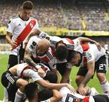 Boca and River all square after first leg