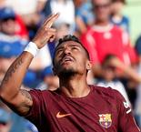 Paulinho Scores One For The Doubters, Rescues Barcelona
