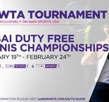 WTA | Torneo de Dubai EN VIVO por beIN SPORTS & beIN CONNECT