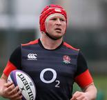 Hartley left out of England training squad