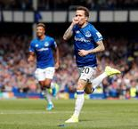 Premier League - Everton 1 Watford 0 - Match Report