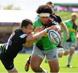 Record-breaking Exeter edges Harlequins