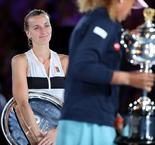 I already won two years ago - Kvitova upbeat after Aus Open fairytale falls short