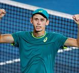 De Minaur Extends Dream Run By Reaching Sydney Final