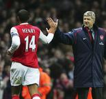 Henry a good choice...but he will need luck too - Wenger