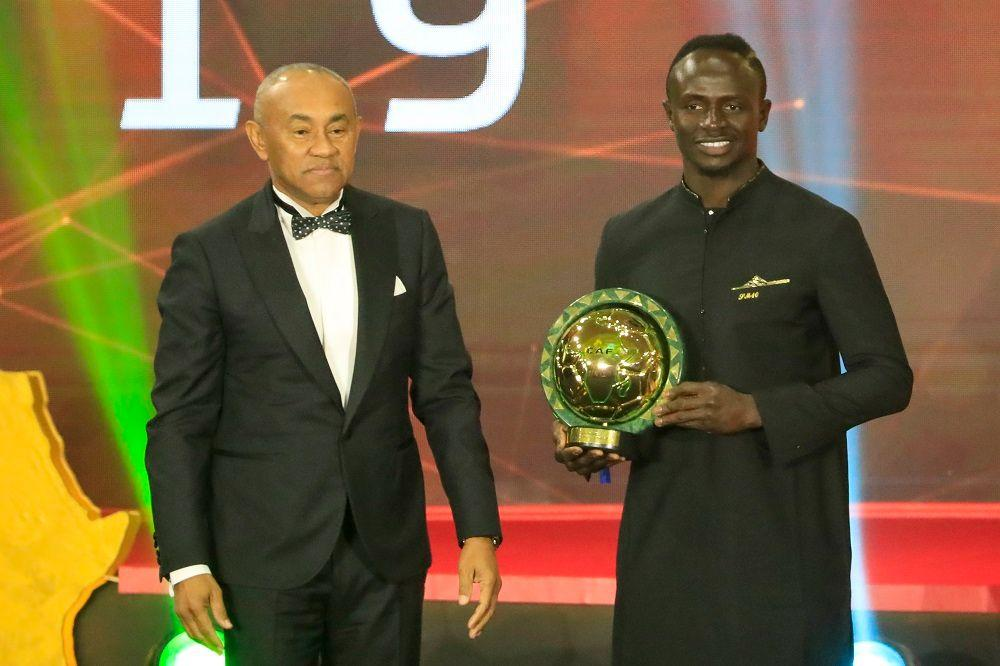 Image result for sadio mane caf 2019