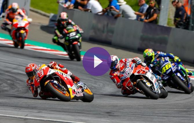 MotoGP 2017 in Review: Rounds 13-14