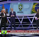 The XTRA: What Happened To Brazil And Neymar?