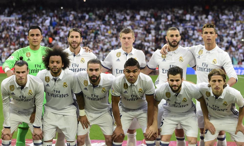 Player Ratings Real Madrid 2: Real Madrid 2-3 Barcelona: El Clasico Matchday 33 Player