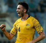 Australia name Giannou as Boyle's Asian Cup replacement