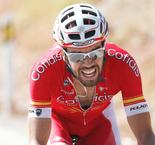 Rodriguez rises to the occasion as Herrada holds on to Vuelta lead