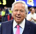 Revolution And Patriots Owner Kraft Charged In Prostitution Sting