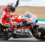 Dovi Takes Control, Disaster Strikes Marquez