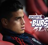 Sports Burst - No Escape From Bayern Munich For James Rodriguez