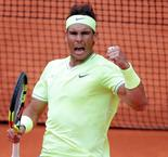 Nadal beats Federer to reach 12th French Open final