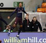 Gunners into fourth round as Willock shines